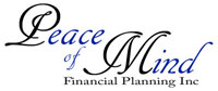 Peace of Mind Financial Planning, Inc.
