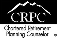 CRPC - Chartered Retirement Planning Counselor