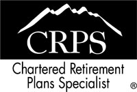 Chartered Retirement Plans Specialist (CRPS)