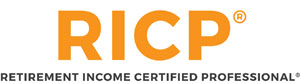 RICP Retirement Income Certified Professional®