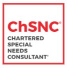 Chartered Special Needs Consultant (ChSNC)